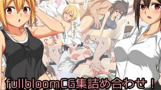 同人CGレビュー【寝取られ】[fullbloom]「fullbloom寝取られモノCG集」