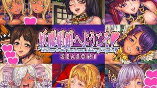 同人ゲームレビュー【人外娘/エルフ】[Nine's Graphics]「妖魔娼館へようこそ シーズン1」