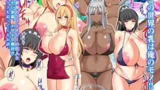 同人CGレビュー【パイズリ/処女】[Circle Trident]「セックスファンタジー・デバッグモード ~巨乳だらけのエルフの姫達との異世界種付けライフ!!~」